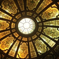 Photo taken at Chicago Cultural Center by Aleshia W. on 2/10/2013