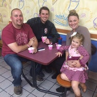 Photo taken at Baskin-Robbins by Mike S. on 11/7/2013