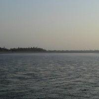 Photo taken at Kelwa Beach by Sanjay B. on 12/26/2012