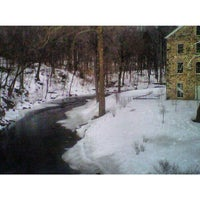 Photo taken at Stone Mill by Michael R. on 2/16/2014