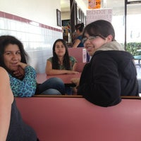 Photo taken at Jim's Burgers by Jessica on 3/26/2013