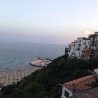 Photo taken at Terrazza di ponente by Nat *. on 8/19/2014