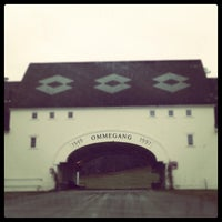 Photo taken at Brewery Ommegang by Suzanne B. on 12/1/2012