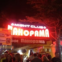 Photo taken at Night Club Панорама by Yulia M. on 8/2/2013