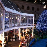 Photo taken at Bank of America Winter Village at Bryant Park by Eline M. on 1/9/2013