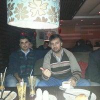 Photo taken at Masooms Cafe Xo by Khurram on 2/14/2013