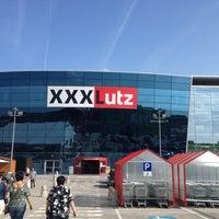 Photo taken at XXXLutz by Petr O. on 7/11/2013