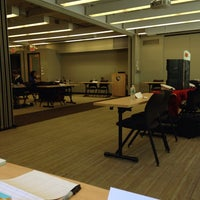 Photo taken at Gutman Library (HGSE) by Kimberly E. on 10/18/2013