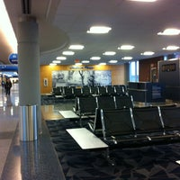 Photo taken at Concourse B - Richmond International Airport by Jillian B. on 2/26/2013