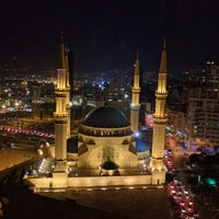 Photo taken at Mohammed Al-Amin Mosque by Ali S. on 11/28/2016