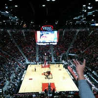 Photo taken at Viejas Arena by Jacqueline S. on 1/13/2013