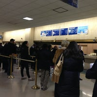 Photo taken at US Post Office - FDR Station by Chan T. on 2/6/2013