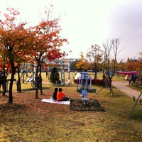 Photo taken at 남부수자원생태공원 by jace s. on 10/21/2012