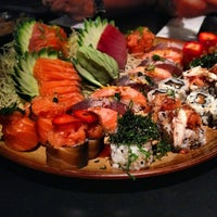 Photo taken at Mori Sushi by André Z. on 7/19/2013