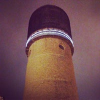 Photo taken at Ypsilanti Water Tower by brian c. on 1/6/2013