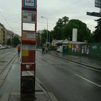 Photo taken at Bohemians (tram, bus) by show on 5/10/2013