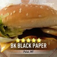 Photo taken at Burger King by Shamsol Bahari H. on 8/14/2013