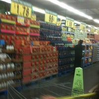Photo taken at Food 4 Less by Joseph A. on 1/25/2013