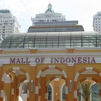 Photo taken at Mall of Indonesia by Ekoo C. on 11/21/2012