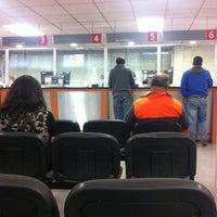 Photo taken at Banco Santander by Fabi G. on 3/12/2013
