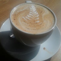 Photo taken at Issaquah Coffee Company by Teri on 9/15/2012