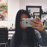 Photo taken at Tease Hair Salon by Donnasaur U. on 1/29/2016