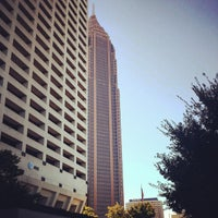 Photo taken at AT&T Tower by Grant M. on 10/22/2014