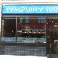 Photo taken at Symphony Sushi by Peteris E. on 8/20/2013