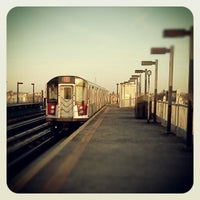 Photo taken at MTA Subway - Castle Hill Ave (6) by Trevor L. on 12/23/2012
