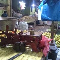 Photo taken at Pasar Keputran Utara by Eka P. on 2/6/2013