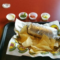 Photo taken at Moe's Southwest Grill by Steve W. on 6/29/2015