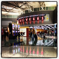 Photo taken at Concourse D by Amanda S. on 11/21/2012