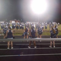 Photo taken at College Park Track by Kevin S. on 11/9/2012