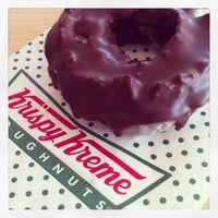 Photo taken at Krispy Kreme by Bessie L. on 1/30/2013