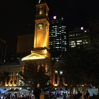 Photo taken at Brisbane City Hall by Col's R. on 4/26/2013