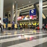 Photo taken at Ninoy Aquino International Airport (MNL) Terminal 3 by Emma Rose S. on 6/14/2013