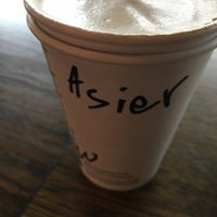 Photo taken at Starbucks by Asier T. on 10/1/2016