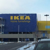 Photo taken at IKEA Centennial by Brian H. on 3/25/2013