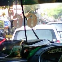 Photo taken at Jalan Jenderal Gatot Subroto by Vtee v. on 5/24/2013
