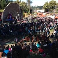 Photo taken at Anfiteatro San Pedro de la Paz by Christian R. on 9/22/2013