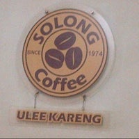 Photo taken at Solong Coffee by Heny L. on 1/27/2013