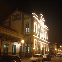 Photo taken at Estação Ferroviária de Viana do Castelo by Francisco L. on 12/7/2012