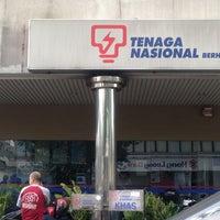 Photo taken at Tenaga Nasional Berhad by Firus on 3/11/2013