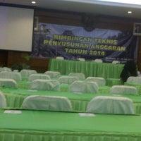 Photo taken at Hotel Grand Setiakawan by Radite N. on 5/17/2014