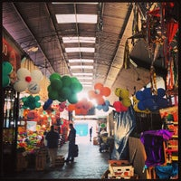 Photo taken at Mercado de Abastos by Nino K. on 1/29/2013