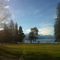 Photo taken at Lake Wanaka by Helen T. on 9/19/2012