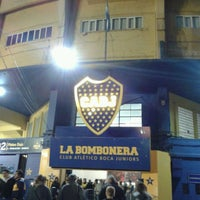 Foto tirada no(a) Estadio Alberto J. Armando (La Bombonera) por Lucas S. em 4/7/2013