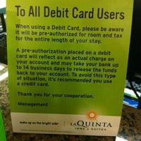 Photo taken at La Quinta Inn & Suites Houston Northwest by 💜💜Priscilla💜💜 on 12/18/2012
