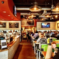 Photo taken at Hopdoddy Burger Bar by Nick S. on 3/6/2013