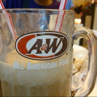 Photo taken at A&W by Mung S. on 6/8/2013